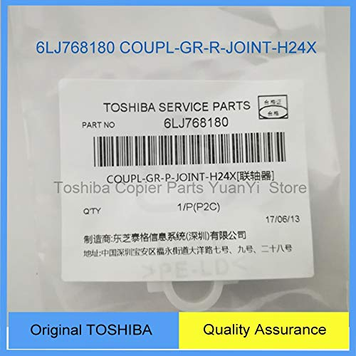 Yoton 10pcs Original Toshiba Copier Printer Machine Part 6LJ768180 COUPL-GR-P-JOINT-H24X