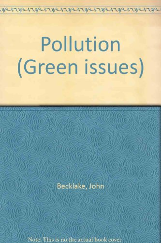 Pollution (Green issues)