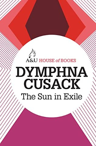 book cover of The Sun in Exile