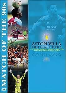 Aston Villa Match of the 90s