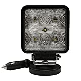 Blazer CWL535 LED Square Magnetic Work Light - Clear