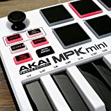 Akai Professional MPK Mini MKII White | 25-Key