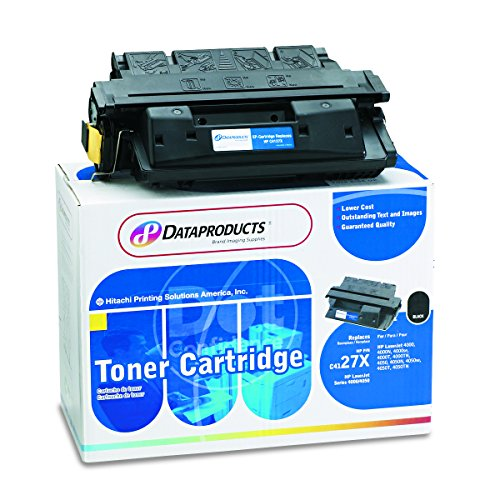 Dataproducts DPC27P Remanufactured C4127X (27X) Toner, 10000 Page-Yield, Black ()