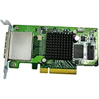 Qnap Dual-Port SAS 6Gbps Storage Expansion Card for A01 Series Rack Mount Model (SAS-6G2E-U)