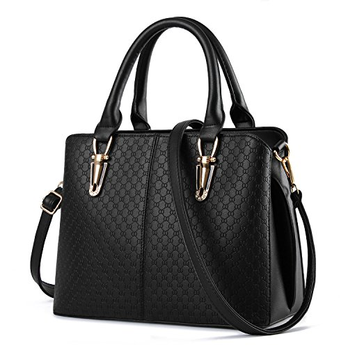 TcIFE Women Top Handle Satchel Handbags Tote
