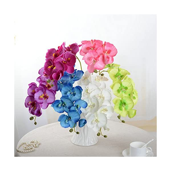 UHBGT-1pcs-Artificial-Butterfly-Orchid-Fake-Flower-Home-Wedding-Party-Phalaenopsis-Decor