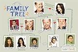 Modern Family - Family Tree TV Poster