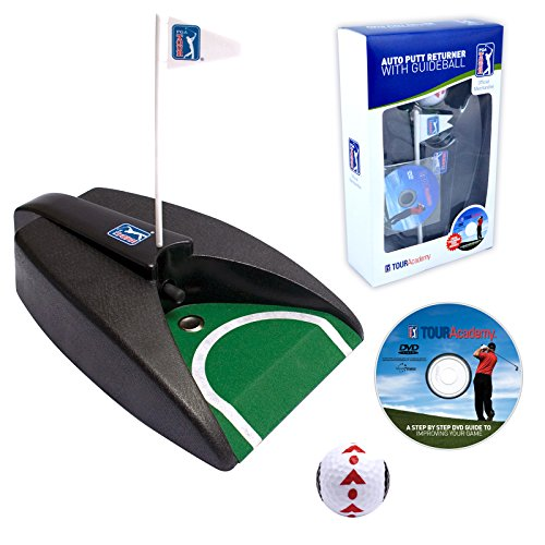 PGA Tour Pure Putt - Auto Putt Returner with Guideball