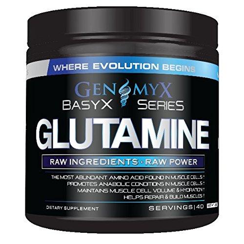Genomyx Glutamine Unflavored 40/Srv