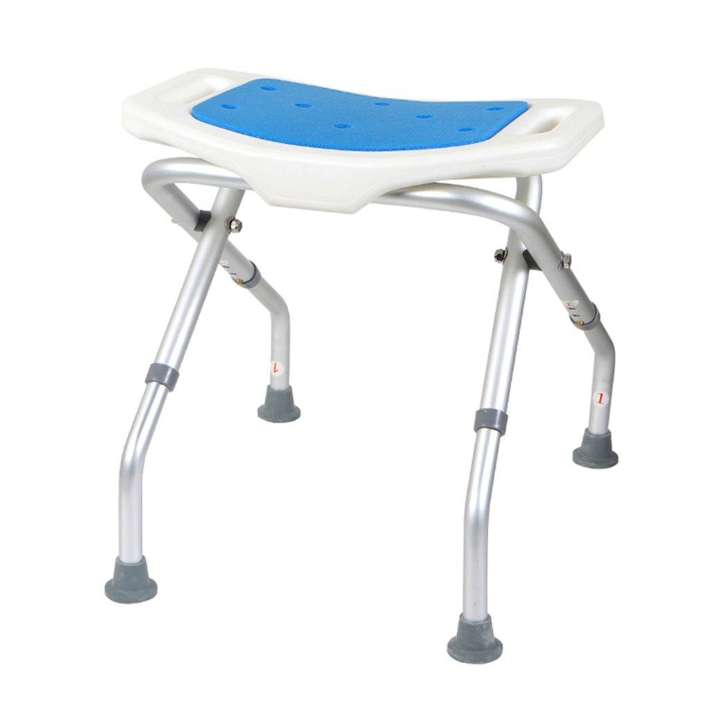 雑誌で紹介された バス&シャワーコンフォート調節可能なアルミ合金バススツール高齢者 136kg/身体障害者/妊娠中のバススツールアンチスリップ折り畳み式椅子最大 B07FLVLHXT。 136kg B07FLVLHXT, 木製ウッドブラインドのオルサン:0468f2b6 --- ciadaterra.com
