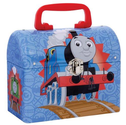 Thomas Domed Keepsake Lunch Box Carrying - Domed Keepsake Shopping Results