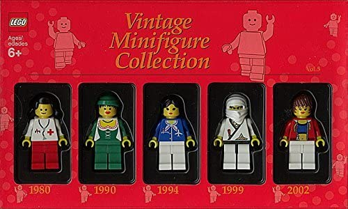 LEGO 852769 Vintage Minifigure Collection Vol 5