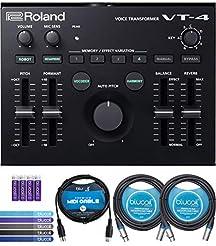 Roland VT-4 Voice Transformer Vocal Effe...
