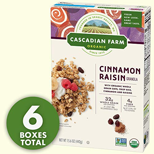 Buy organic cereals