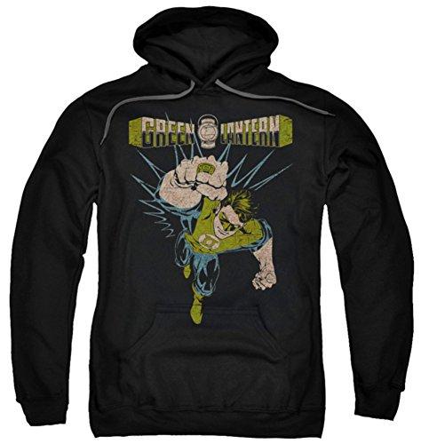 UPC 887806492426, Hoodie: Green Lantern - Powerful Pullover Hoodie Size L