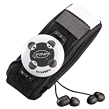 FINIS XtreaMP3 Waterproof MP3 Player by FINIS