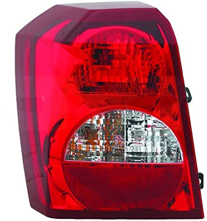Rareelectrical NEW LEFT DRIVER SIDE WITH Sale Special Over item handling Price D COMPATIBLE TAIL LIGHT