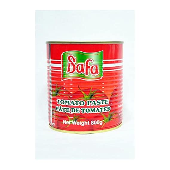 Zehrat Safa Tomato Paste, 800 g
