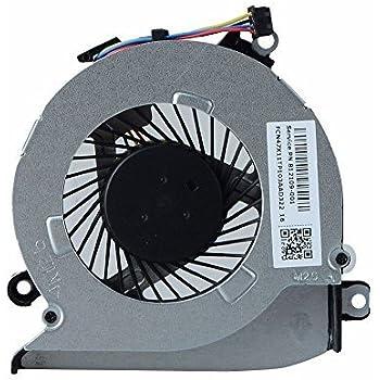 New HP 15-cd042nr 15-cd067ca 15-cd072cl 15-cd072cl 15-cd075nr CPU Cooling Fan