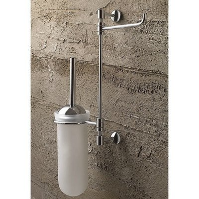 Toscanaluce 1526-638845329866 Riviera Collection Modern Wall Hung Butler, Chrome
