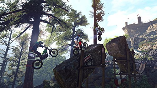 51tAKc8rjcL - Trials Rising Gold Edition - Xbox One Gold Edition