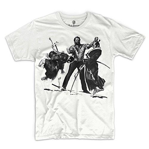 Bud Spencer - Plattfuß räumt auf - T-Shirt (S-XXL)