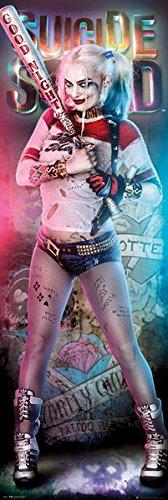 Suicide Squad - Movie Door Poster / Print
