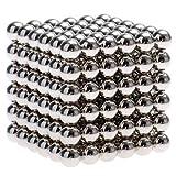 Alcateny(TM) Juguetes Magnéticos 216 Piezas 5 MM Juguetes Magnéticos Bloques de Construcción Bolas magnéticas Juguetes ejecutivos rompecabezas del cubo