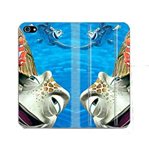 Bondever Finding Nemo PU Leather Cover for iPhone 5