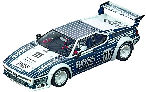 Carrera 30815 Digital 132 Slot Car Racing Vehicle - BMW M1 Procar No.111 Nürburgring 1000km 1984 - (1:32 ()