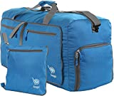 Bago 23'' Duffle Bag for Men & Women - 60L Packable Travel Duffel Bags - Carry On & Gym