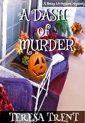 A Dash of Murder (Pecan Bayou Series Book 1)