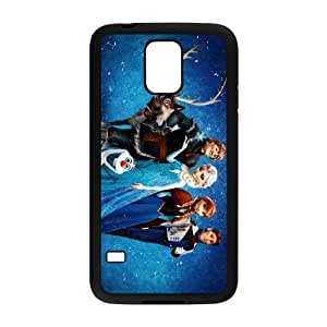 frozen 2015 Samsung Galaxy S5 Cell Phone Case Black xlb2-137159