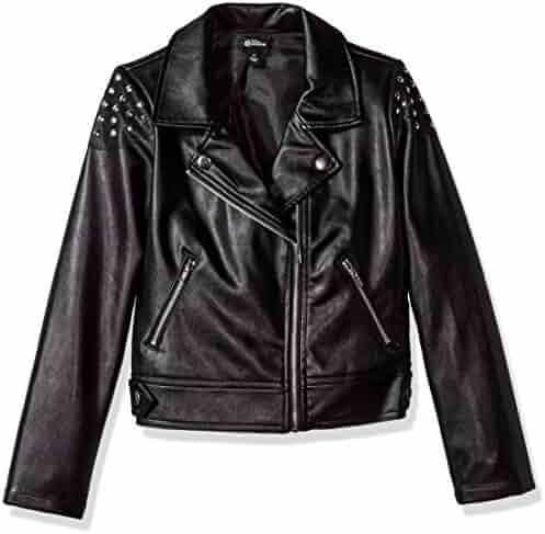 Disney D-Signed Big Girls' Descendants Studded Moto Jacket