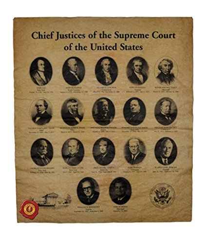 Chief Justices of the Supreme Court. 14