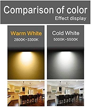 """Commercial Lighting,ETL and Energy Star Certified MOSIL LITE 4/"""" Dimmable Ultra-Thin LED Recessed Ceiling Light,9W 3000K Office ,Round Panel Light with Junction Box for Home Warm White"""