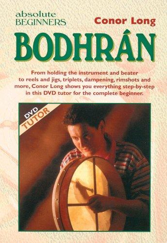 Absolute Beginners Bodhran Tutor