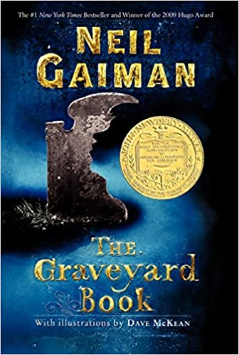 Image result for graveyard book neil gaiman