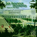 Les Heureux Moments: Works for Two Flutes