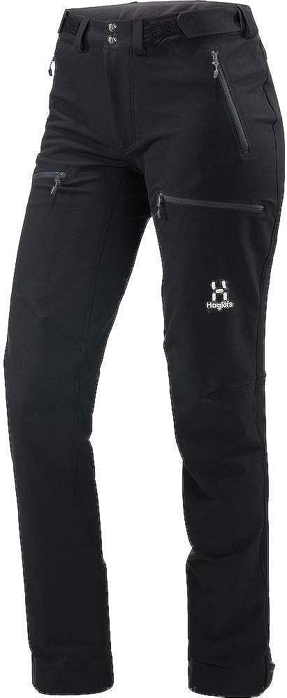 Haglöfs Women's Breccia Pants True Black/Magnetite