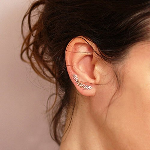 handmade-leaves-ear-cuff-single-of-sterling-silver-or-gold-plated-sterling-silver-ear-climber-custom
