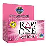 Garden of Life Multivitamin for Women - Vitamin Code Raw One...