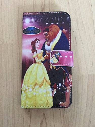 beauty and th beast chip iphone 8 plus case