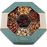 GIVE IT GOURMET Roasted Healthy Nuts, Large Gift Tray