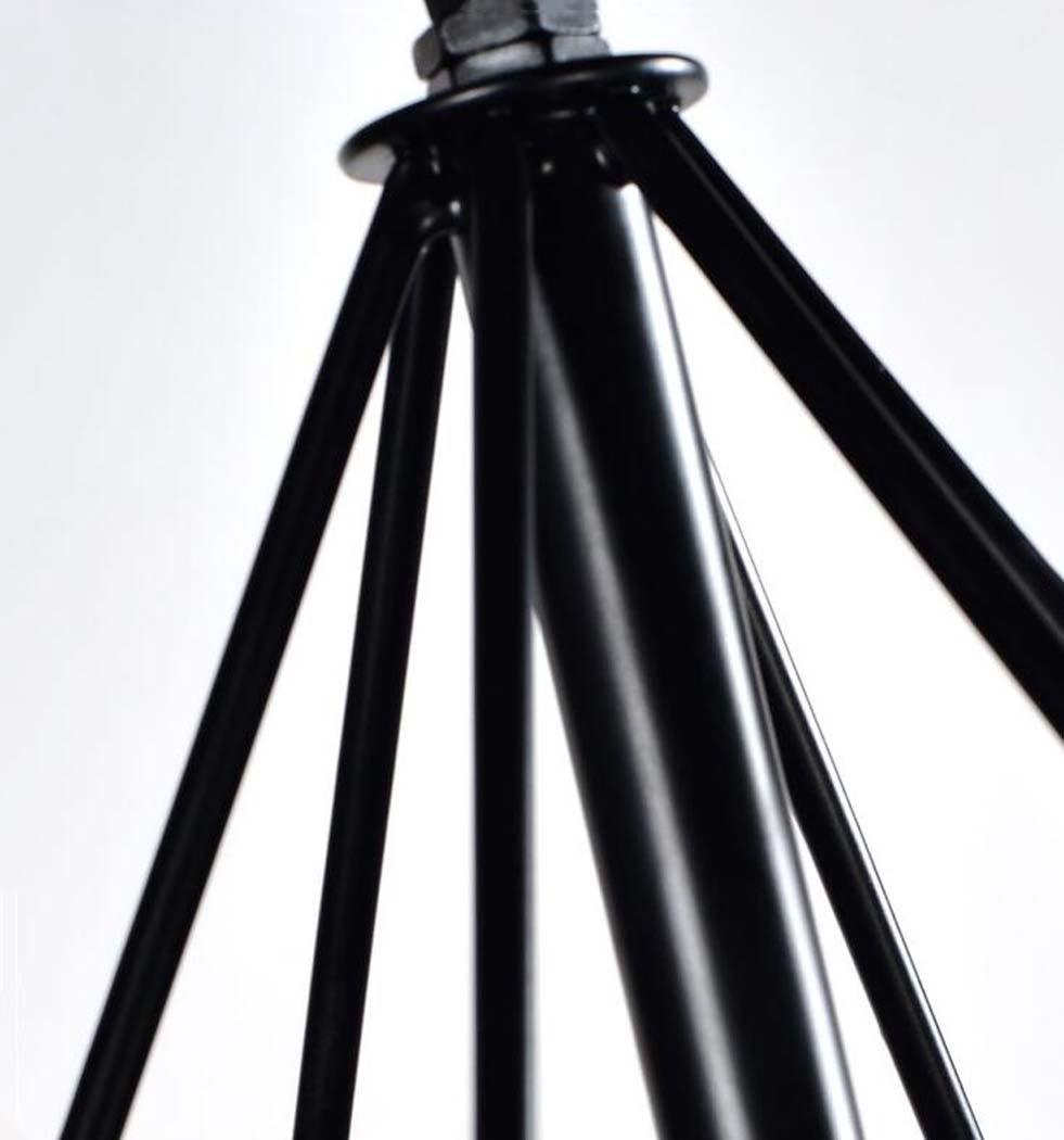 GAOLIQIN Iron Pendant Lamp, Creative Personality Simulation Plant Art Pendant Light,Theme Concert Bar Window Restaurant Decoration Chandelier (Size : 40CM) by GAOLIQIN (Image #7)