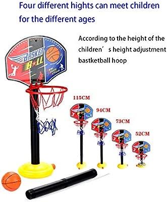 Actividades de Juguetes de Baloncesto para niños Ajustables ...