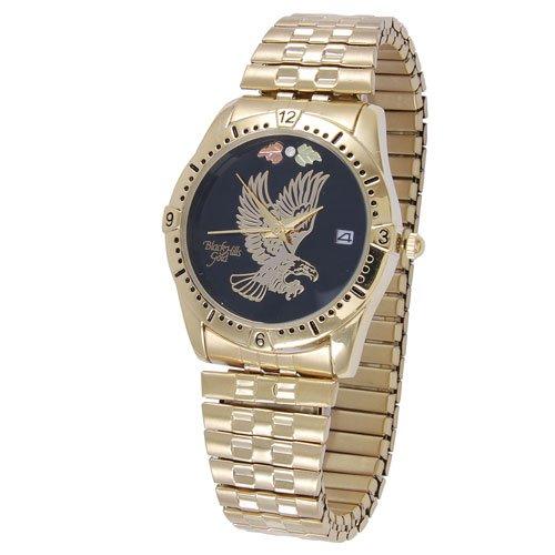 Black Hills Gold Men's Eagle Expansion Watch