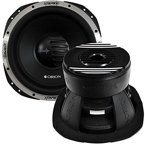 """Orion XTRPRO154D XTR PRO 15"""" 1800 RMS Dual 4 Ohm Cast Frame Subwoofer 7200 Watts Max"""