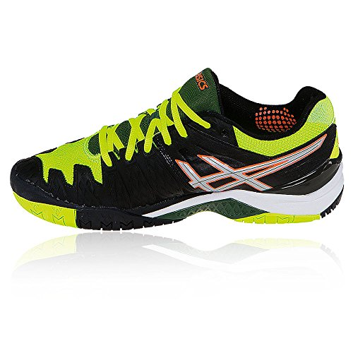 Asics Gel-Resolution 6, Scarpe da Tennis Uomo nero