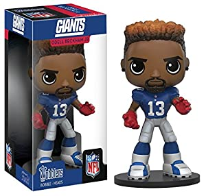 Funko Wobbler: NFL - Odell Beckham Jr. Action Figure